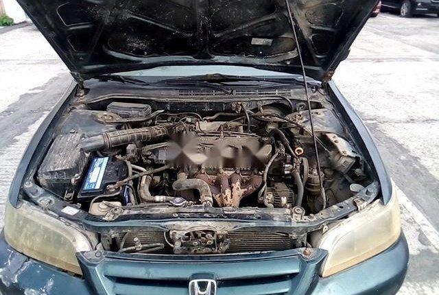 Super Clean Nigerian used 2001 Honda Accord -1