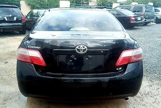 Super Clean Nigerian used 2007 Toyota Camry-6
