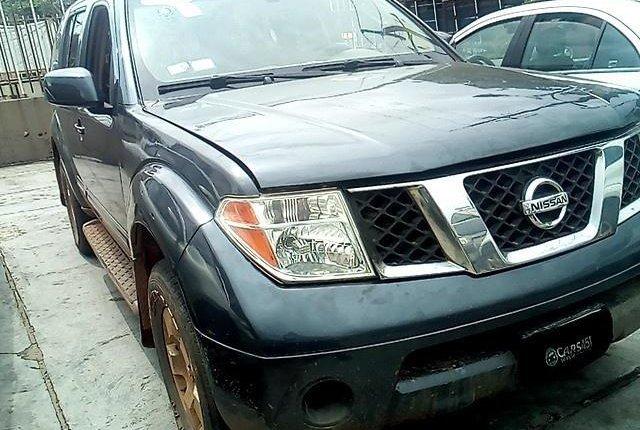 Super Clean Nigerian used 2006 Nissan Pathfinder-9