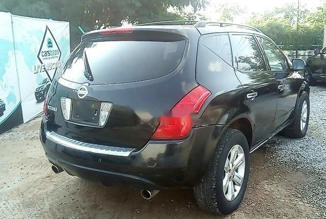Super Clean Nigerian used Nissan Murano 2007-4