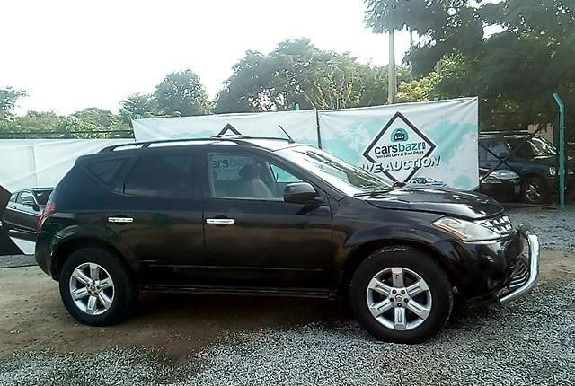 Super Clean Nigerian used Nissan Murano 2007-7