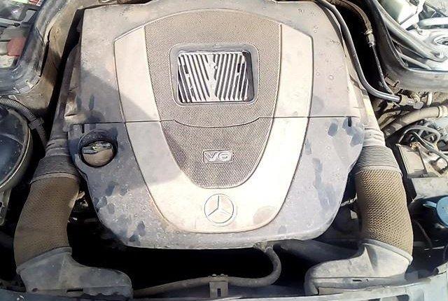 Super Clean Nigerian used Mercedes-Benz C300 2008-1