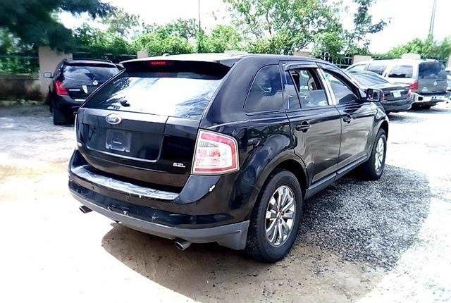 Super Clean Nigerian used 2007 Ford Edge -4