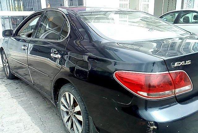Super Clean Nigerian used Lexus ES 2006 -5