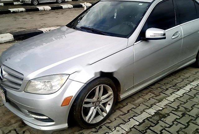 Super Clean Nigerian used Mercedes-Benz C300 2008-11