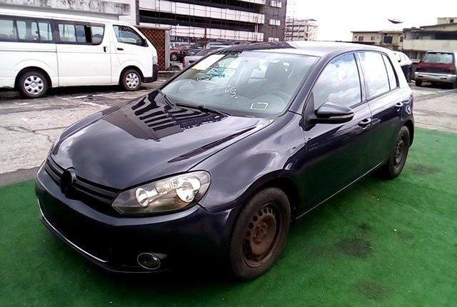 Super Clean Nigerian used 2011 Volkswagen Golf-10