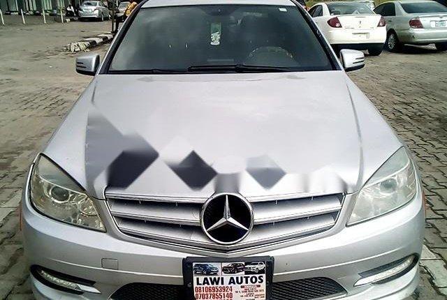 Super Clean Nigerian used Mercedes-Benz C300 2008-12