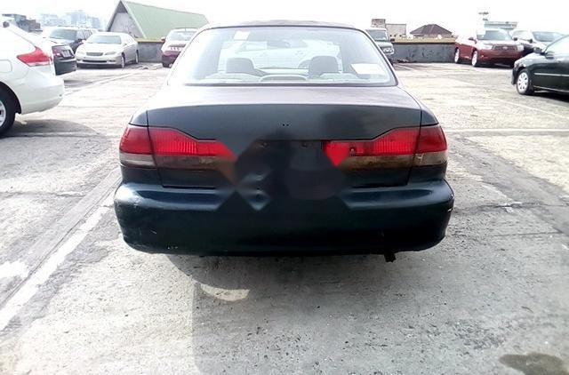 Super Clean Nigerian used 2001 Honda Accord -6