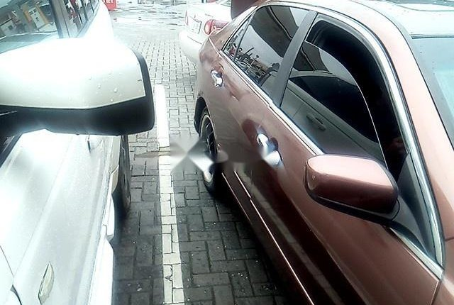 Neat Nigerian used Honda Accord 2004-7