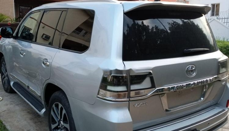 Clean Foreign used 2014 Toyota Land Cruiser-8