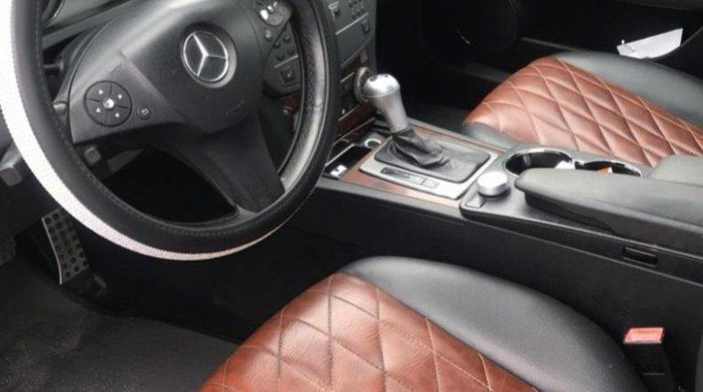 Super Clean Nigerian used Mercedes-Benz C300 2010-0