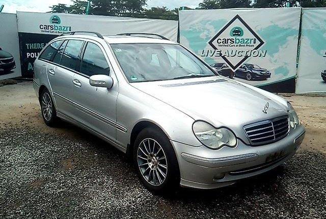 Super Clean Nigerian used Mercedes-Benz C200 2002-9