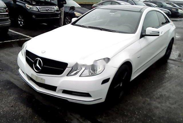 Super Clean Nigerian used 2012 Mercedes-Benz E350 -11