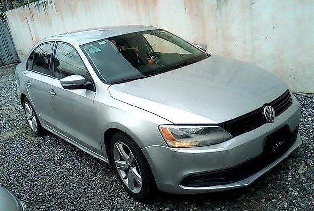 Super Clean Nigerian used 2012 Volkswagen Jetta -7