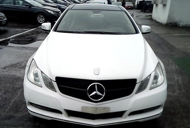 Super Clean Nigerian used 2012 Mercedes-Benz E350 -12
