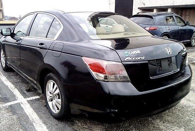 Super Clean Nigerian used Honda Accord 2008 -5