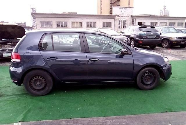 Super Clean Nigerian used 2011 Volkswagen Golf-7