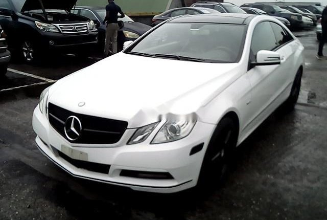 Super Clean Nigerian used 2012 Mercedes-Benz E350 -13