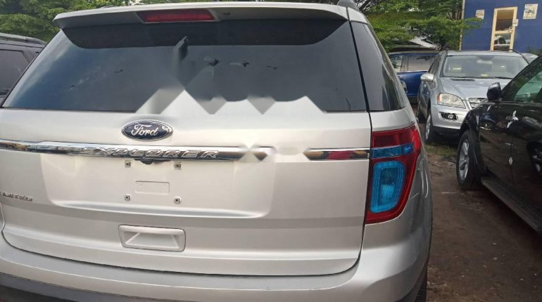 Super Clean Foreign used Ford Explorer 2012-0
