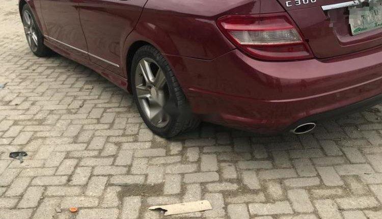 Super Clean Nigerian used Mercedes-Benz C300 2010-2
