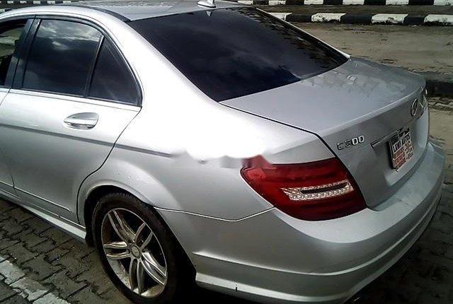 Super Clean Nigerian used Mercedes-Benz C300 2008-5