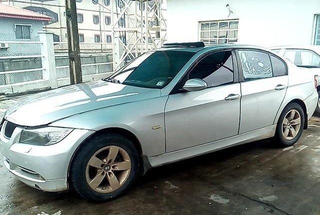 Super Clean Nigerian used BMW 3 Series 2008-8