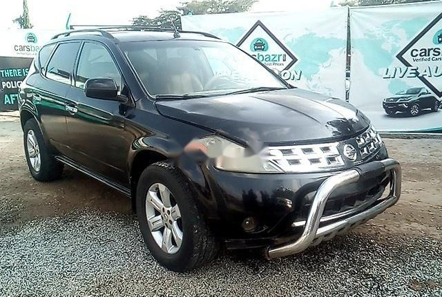 Super Clean Nigerian used Nissan Murano 2007-9