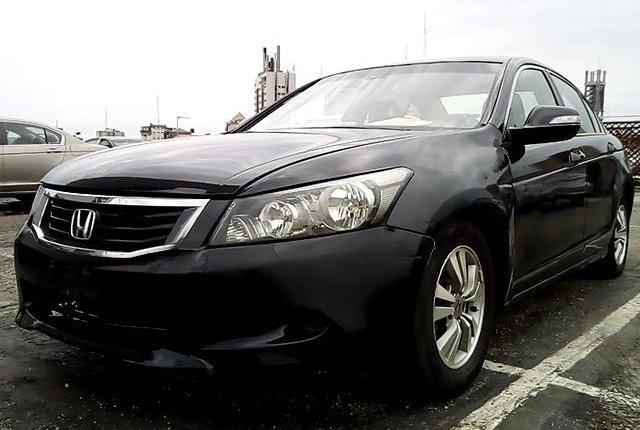 Super Clean Nigerian used Honda Accord 2008 -10