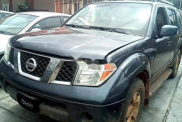 Super Clean Nigerian used 2006 Nissan Pathfinder-10