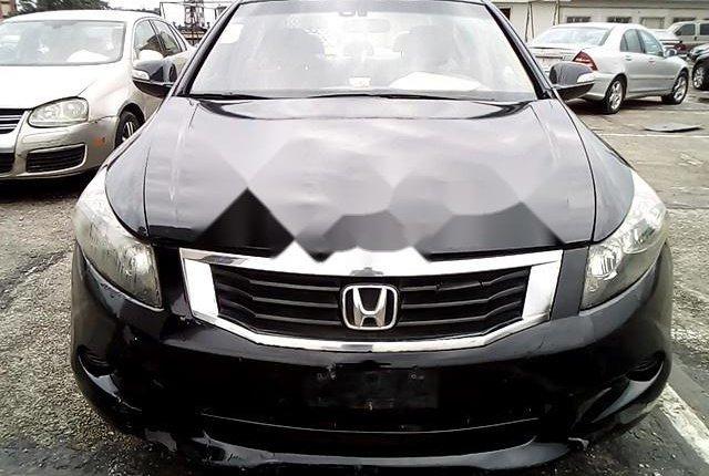 Super Clean Nigerian used Honda Accord 2008 -12