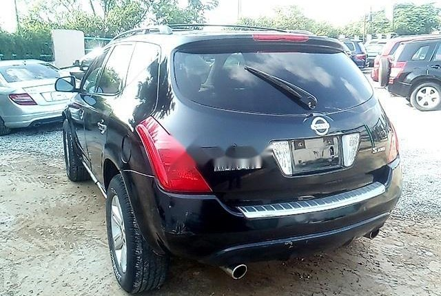 Super Clean Nigerian used Nissan Murano 2007-5