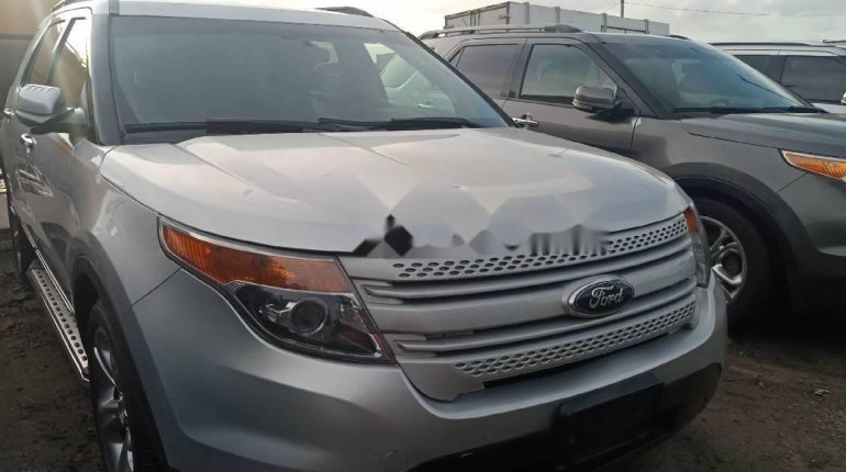 Super Clean Foreign used Ford Explorer 2012-3