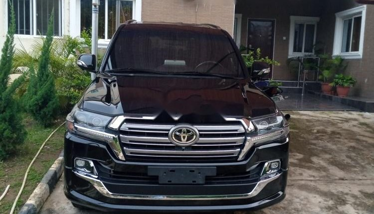 Clean Foreign used 2014 Toyota Land Cruiser-5