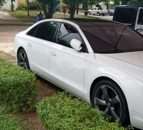 Clean Foreign used 2014 Audi A8 -6
