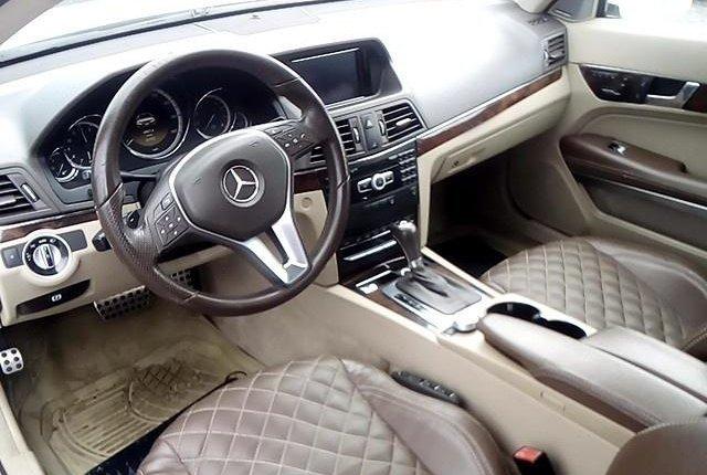 Super Clean Nigerian used 2012 Mercedes-Benz E350 -3