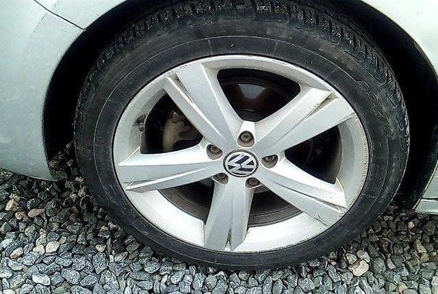Super Clean Nigerian used 2012 Volkswagen Jetta -0