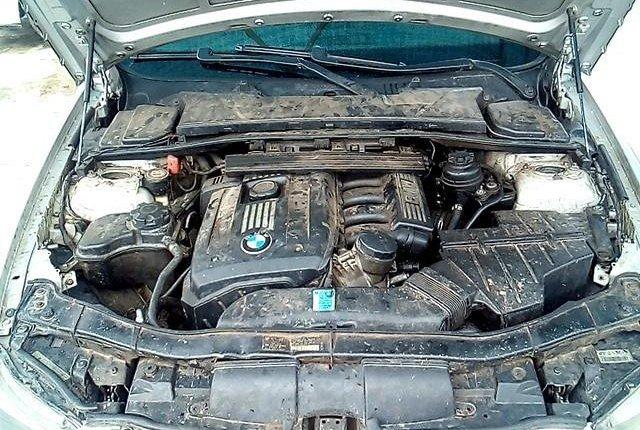 Super Clean Nigerian used BMW 3 Series 2008-1