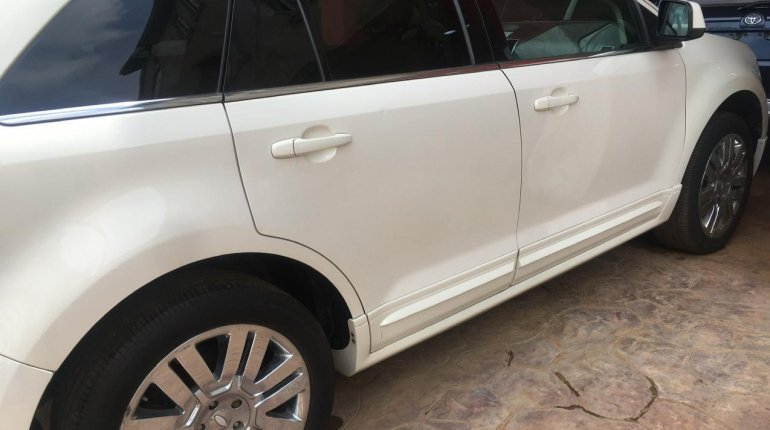 Super Clean Foreign used Ford Edge 2008-5