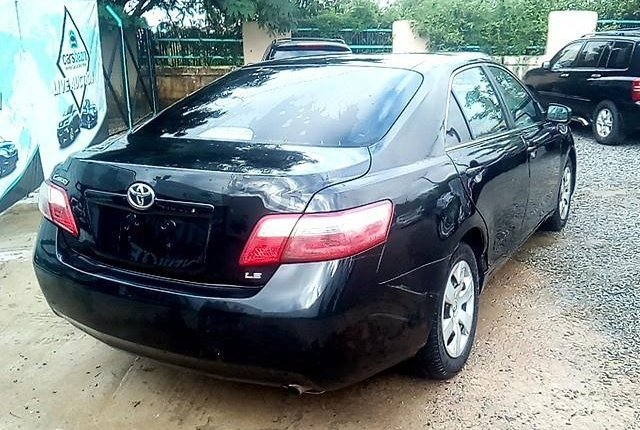 Super Clean Nigerian used 2007 Toyota Camry-4