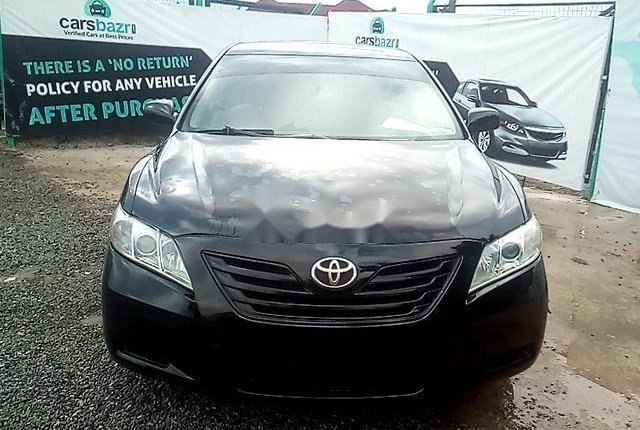 Super Clean Nigerian used 2007 Toyota Camry-13