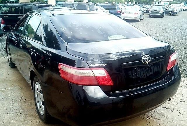 Super Clean Nigerian used 2007 Toyota Camry-5