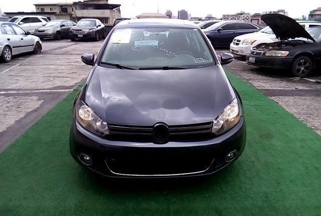 Super Clean Nigerian used 2011 Volkswagen Golf-12