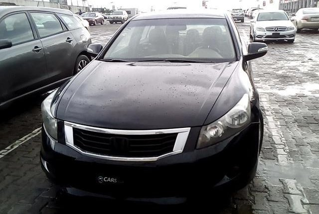Neat Nigerian used 2008 Honda Accord-13