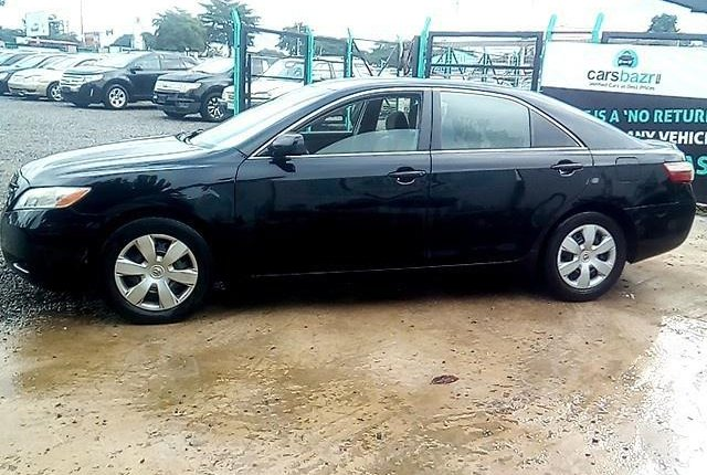 Super Clean Nigerian used 2007 Toyota Camry-8