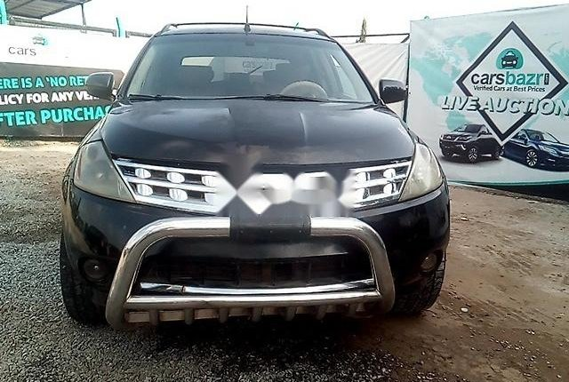 Super Clean Nigerian used Nissan Murano 2007-13