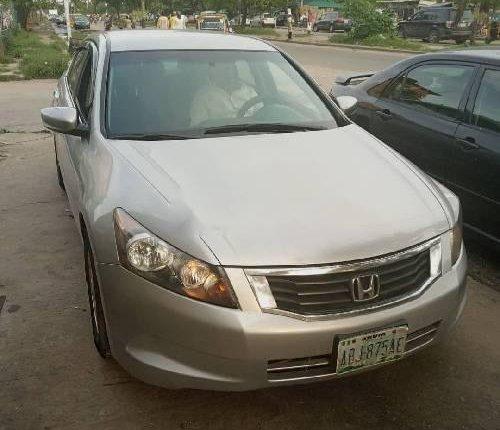 Super Clean Nigerian used 2008 Honda Accord -2