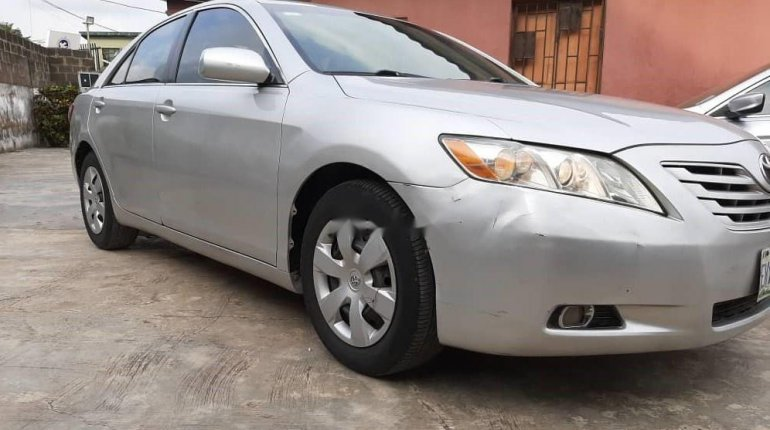 Very Clean Nigerian used 2008 Toyota Camry-8