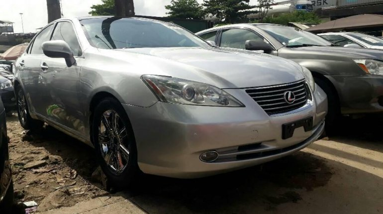 Neat Foreign used 2008 Lexus ES-6