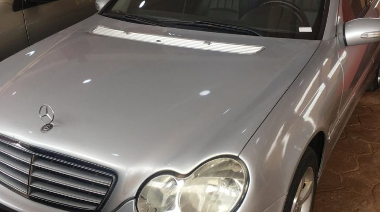 Super Clean Foreign used 2007 Mercedes-Benz C230 -5