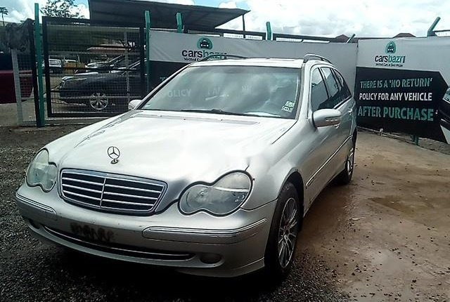 Super Clean Nigerian used Mercedes-Benz C200 2002-11